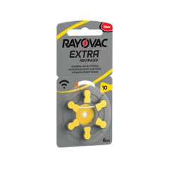 Rayovac Size 10