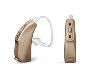 Audífonos retroauriculares BTE