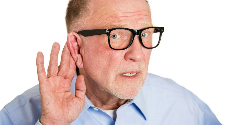 Test de audición en adultos