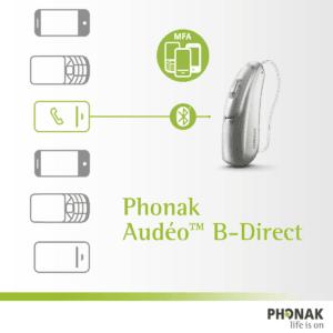 Audífono Phonak Audeo B-Direct